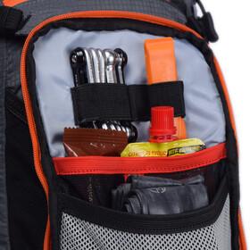USWE Airborne 9 Hydration Backpack, grey/orange